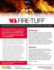 Fire-Tuff Case Study